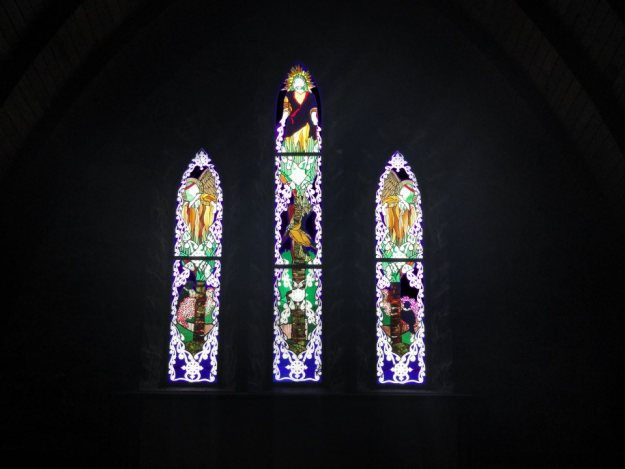 22 stunning stained glass windows