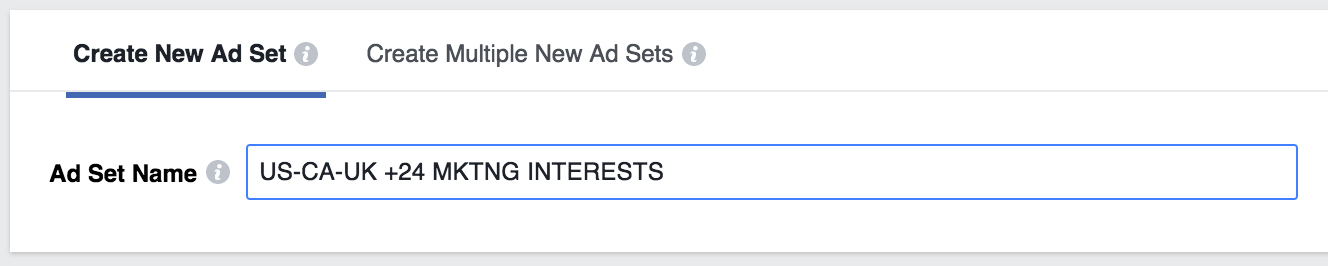 step in the process of creating facebook video ad