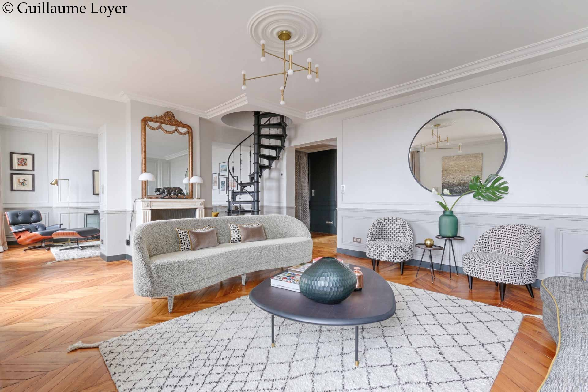 Photographe immobilier appartement