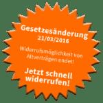 Deutsche Apotheker- und Ärztebank eG – Widerruf in vielen Fällen möglich