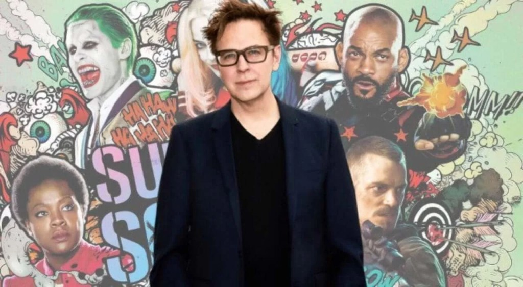 The Suicide Squad James Gunn