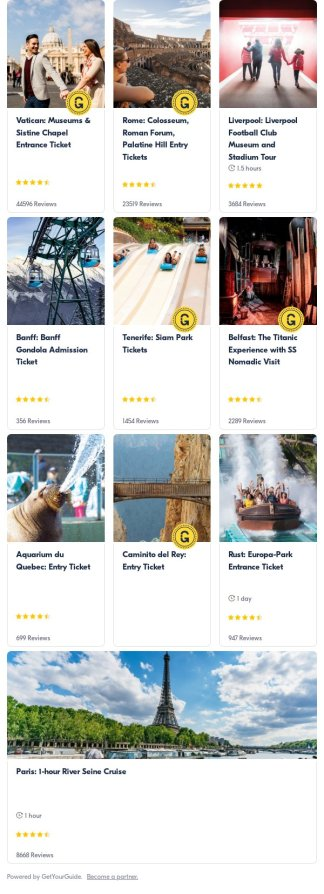 Roma: Get Your Guide