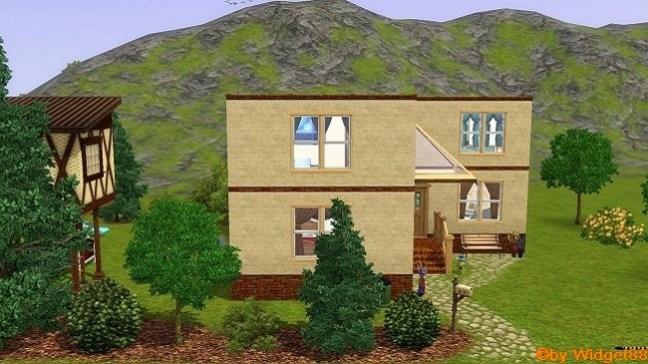 Das Erbe-Umbau – Sims 3