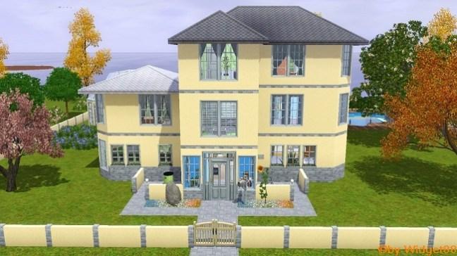 Haus Elosi – Sims 3