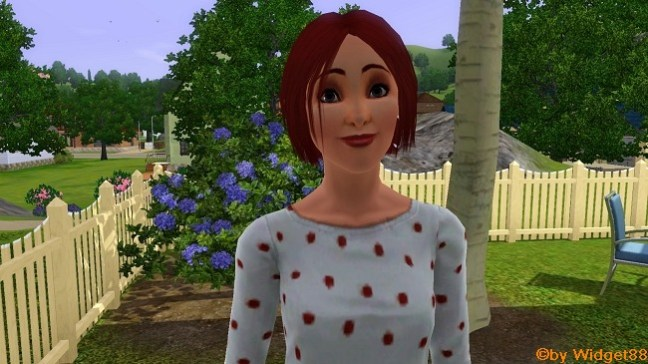 Paula Amory – Sims 3