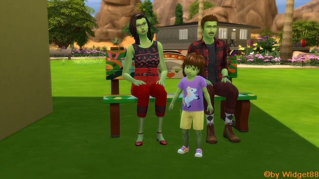 The Green-Family