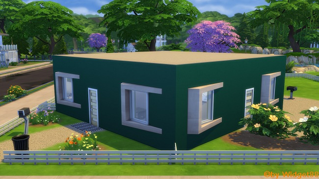 The Green Dwelling