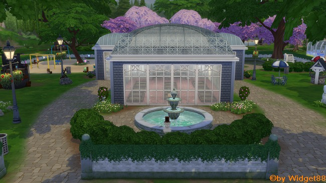 Princely Greenhouse