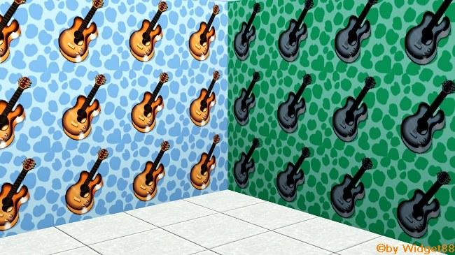 Guitar – Muster Sims 3