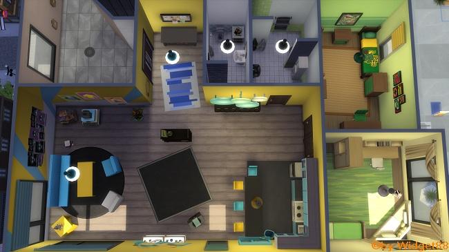 Student shack