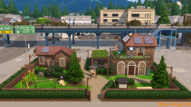 Conifer-Park Marketplace