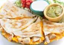 Resep Chicken Quesadilla Khas Meksiko Lezat