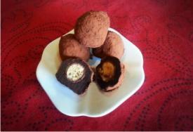 Resep Crispy Chocolate Truffle yang Enak Sekali