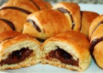 Resep Croissant isi Coklat Asli Enak Sekali