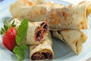 Resep Kebab Gulung Isi Keju Coklat Spesial
