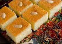 Resep Kue Basbousa Empuk dan Lembut