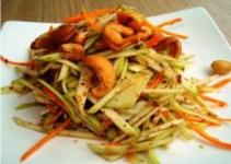 Resep Salad Mangga Ala Tahiland Asli Enak