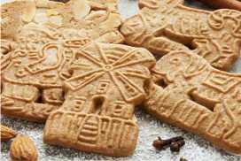 Resep Speculaas Cookies yang Renyah