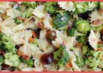 Resep Farfalle Brokoli Nikmat Banget