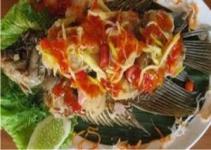 Resep Ikan Bakar Sambal Mangga yang Lezat