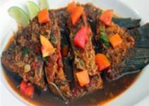Resep Ikan Gurame Kuah Pucung Asli Enak