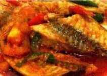 Resep Ikan Tongkol Saus Lombok Pedas Banget