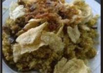 Resep Nasi Goreng Kambing Kebon Sirih Spesial