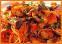 Resep Spaghetti Saus Kerang yang Lezat