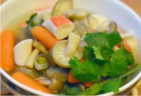 Resep Sup Lo Han Asli Lezat dan Nikmat
