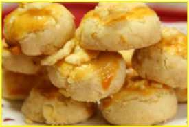 Resep Kue Melinjo yang Renyah Banget