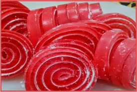 Resep Jelly Candy Roll Manis Banget