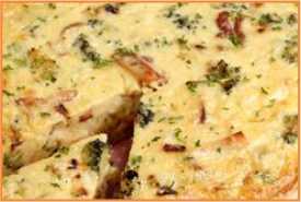 Resep Quiche Ayam Keju yang Nikmat