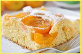 Resep Royal Apricot Cake yang Empuk