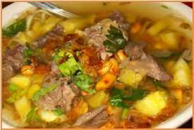 Resep Sup Ubi Khas Makassar yang Sedap