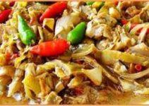 Resep Anyang Ayam Spesial Lezat Banget