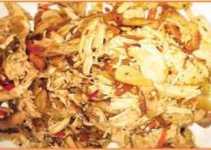 Resep Ayam Bumbu Kecombrang yang Nikmat