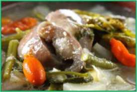 Resep Sayur Papasan Segar Dan Nikmat