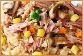 Resep Nasi Goreng Tuna Spesial Nikmat