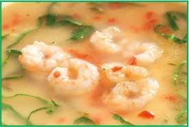 Resep Prawn Soup Spesial Sedap Banget