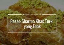 Resep Sharma Khas Turki yang Enak