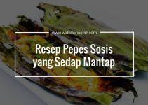 Resep Pepes Sosis yang Sedap Mantap