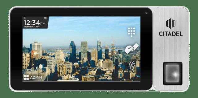 Citadel OB3000 Tablet Time Clock