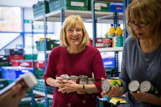 How Foodbanks Work