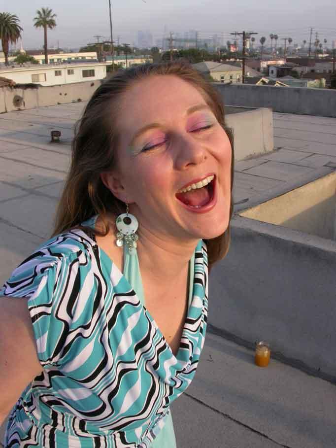 Widow Centauri having more fun thanyou!