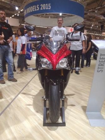 Der erste 1000ccm-Roller kommt von Suzuki