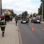 Wypadek w Krajence