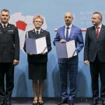 Promesa dla Ochotniczej Straży Pożarnej w Więcborku