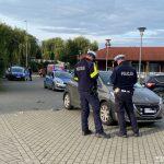 Potrącenie na Jeziornej w Sępólnie Krajeńskim. 13-latek zabrany do szpitala