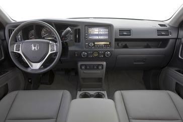 Cargo box width @ wheelhousings (in) 49.5; 2009 Honda Ridgeline Adds Power New Look And More Standard Equipment