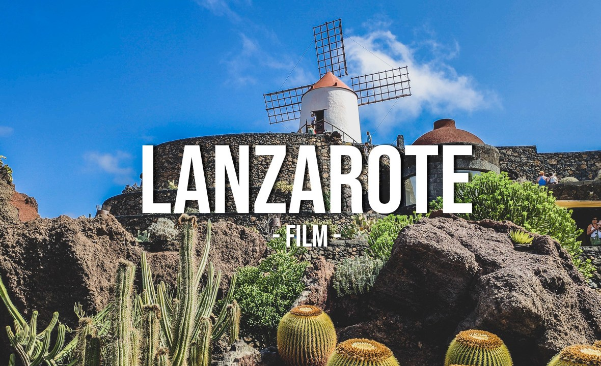 lanzarote wyspy kanaryjskie film youtube